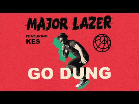 Major Lazer Feat. Kes - Go Dung