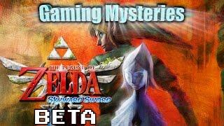 Gaming Mysteries: Legend of Zelda Skyward Sword Beta (Wii)