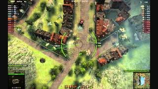 World of Tanks: Obj. 261 scouts and HT fail -Lakevile-