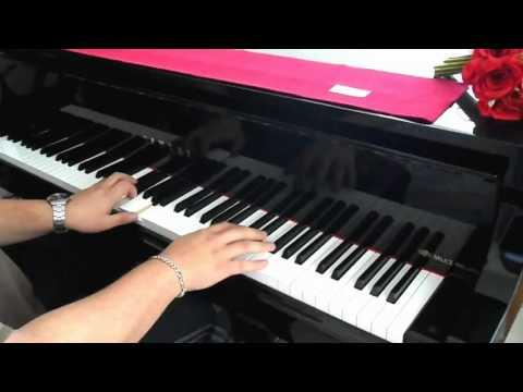 Ali Behnam - You Are My Destiny (Paul Anka) Piano Cover