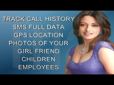 LIVE DEMO- Hacking Call, SMS & contact number of your Girl Friend, Children & Employees