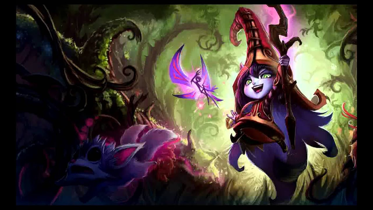League Of Legends Charakter