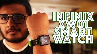 Infinix Xw01 Unboxing And Review.