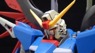 RG Destiny Gundam announced - Seed Destiny Real Grade Gunpla model news  ガンプラ