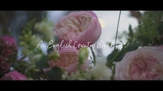 An English Country Wedding by David Austin Wedding Roses