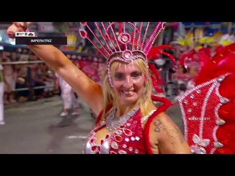 Desfile Escuelas de Samba 2020 – Parte 5