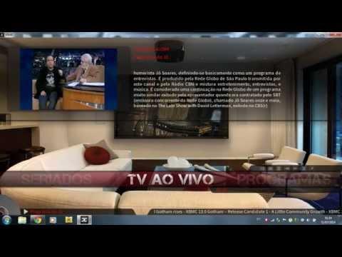 Como corrigir o áudio dos canas de tv seja addons ou lista de canais