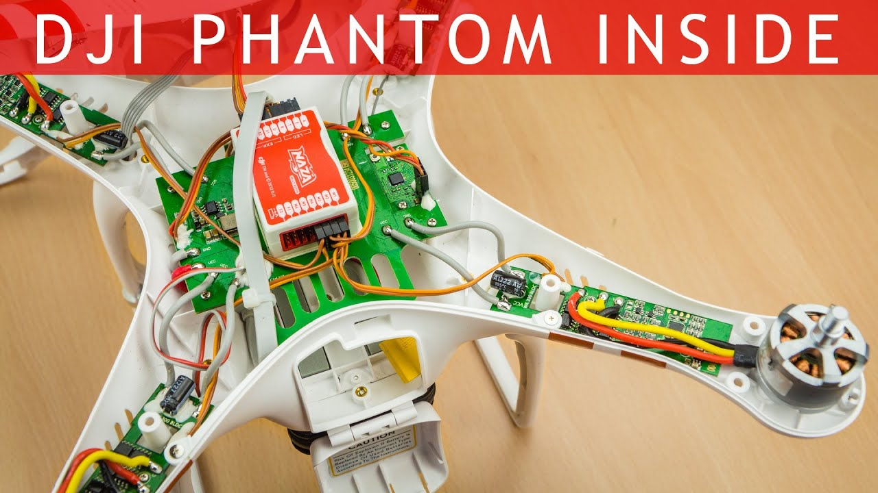 Dji Phantom  41 - Inside The Phantom
