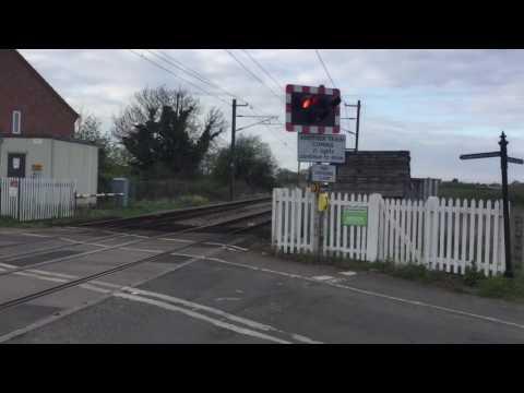 Level Crossings On The Kings Lynn to London Kings Cross Line.