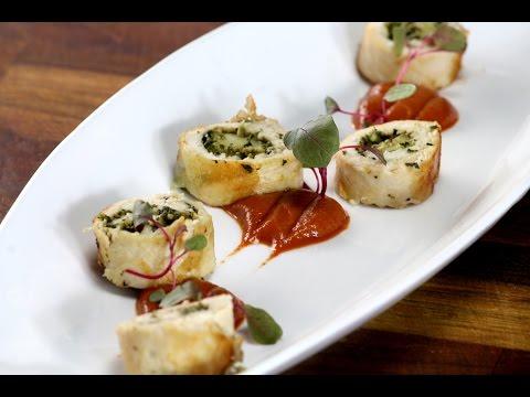 Pesto Chicken Roulade | Sanjeev Kapoor Khazana