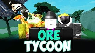 We Built Our Wonderful Mining Factory | Ore Tycoon 2 | English Roblox