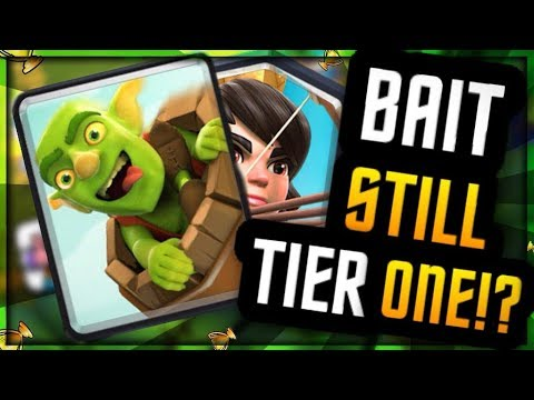 A+ BAIT DECK GAMEPLAY :: THIS PRO IS A BEAST!!