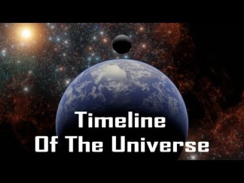 Timeline of the Universe: From Birth to Death