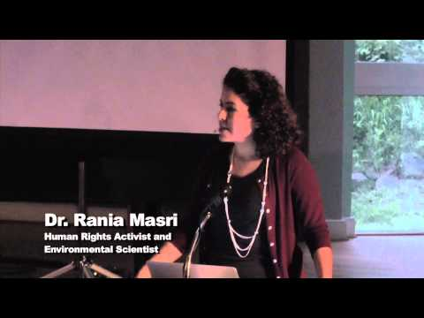 Gaza: Context + Needed Actions, Rania Masri at C3HUU 2014-08-13 1080p