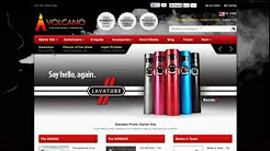 Volcano eCigs UK Coupon Codes, Deals & Offers