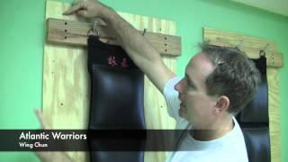 Jacksonville Martial Arts Training - Wall Bag Training For Developing Punching Power - Part 1 of 8