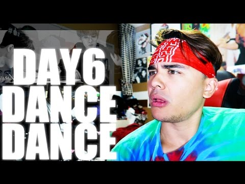 DAY6 - DANCE DANCE MV Reaction [WHY YOU GOTTA CALL ME OUT JAE? LOL]
