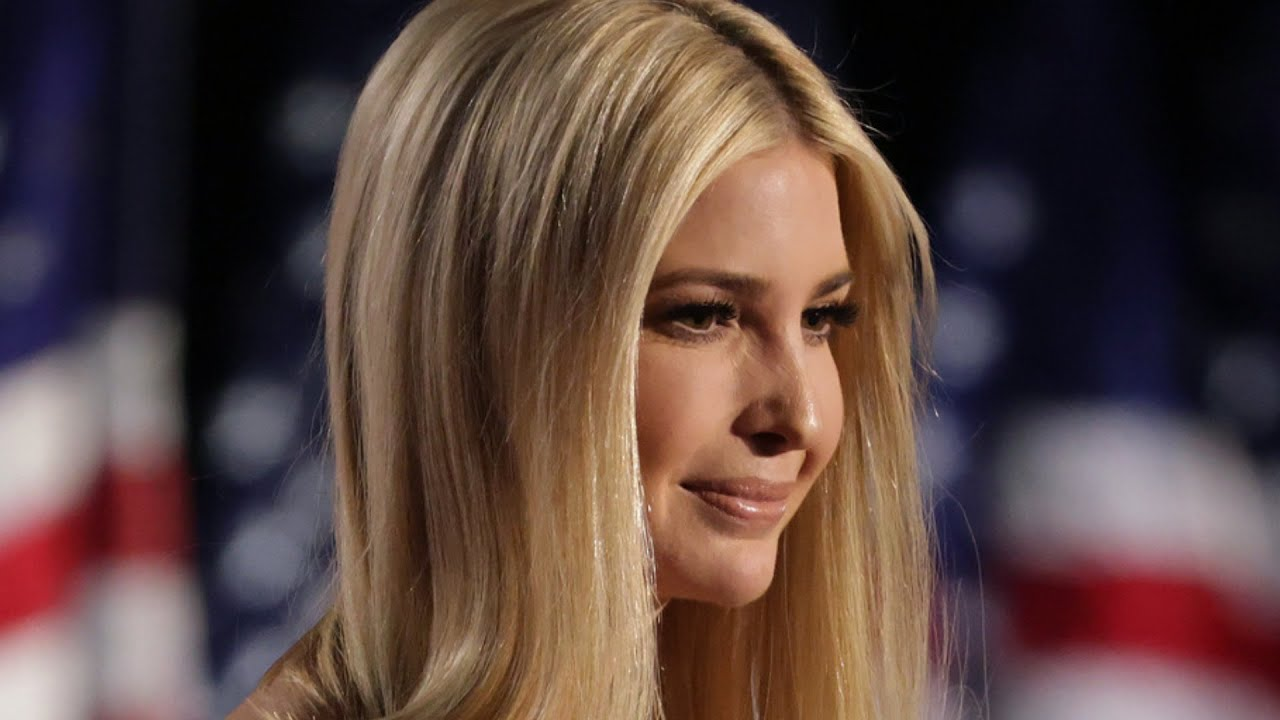 Details About Ivanka's Last Days In The White House Revealed