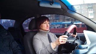 Вождение с инструктором по вождению