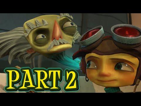 Psychonauts 2 PC Game Pass Edition Part 2 thumbnail