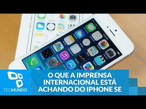 IPhone SE: O Que A Imprensa Internacional Está Achando Do Novo Smartphone