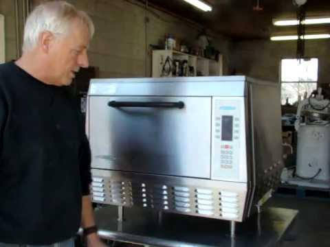 2002 TurboChef C3 Commercial Microwave Convection Rapid Cook Oven on eBay!