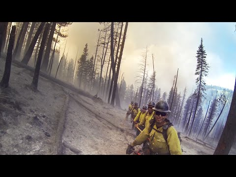 Stunning GoPro Footage From the Front Lines of Wildfire