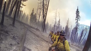 Video Stunning GoPro Footage From the Front Lines of Wildfire download MP3, 3GP, MP4, WEBM, AVI, FLV Januari 2018