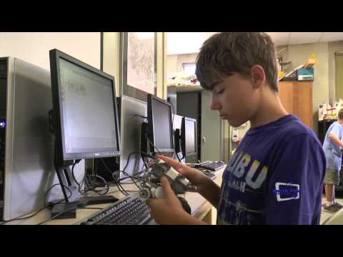 Lego Robotics Summer Camp - June 2015