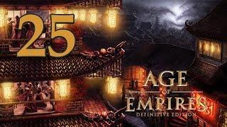 Прохождение Age of Empires: Definitive Edition #25 - Переворот [Ямато: Империя восходящего солнца]
