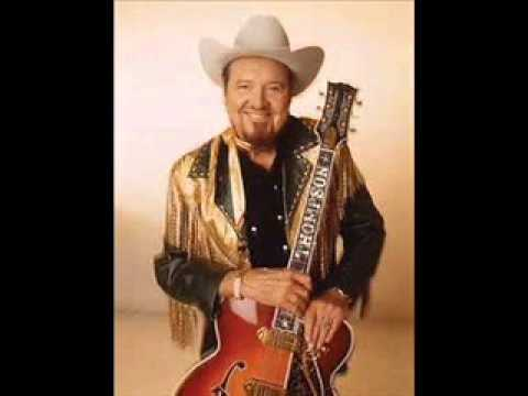 Hank Thompson When My Blue Moon Turns To Gold Again