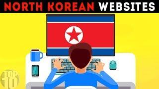 18 Strangest North Korean Websites