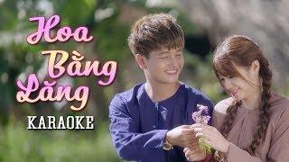 [KARAOKE] Hoa Bằng Lăng - Khánh Phong Ft DJ Future