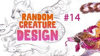 Water Niffler? RANDOM CREATURE DESIGN #14