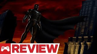 Telltale's Batman: The Enemy Within Episode 2 - 'The Pact' Review (Video Game Video Review)