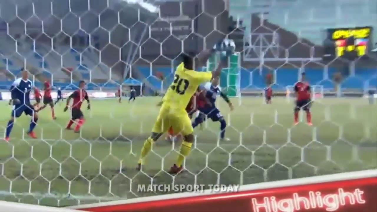 Timor Leste vs Philippines (1-0) 5-12-2017 - YouTube