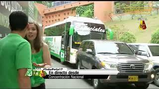 Especial final del fútbol profesional colombiano Nacional vs. Tolima #VamosPorLa17