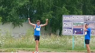 Мемориал 2018   200м М Финал (Скулин Влад)