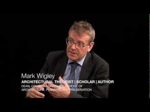 Mark Wigley | Architectural Theory: A View of Structure