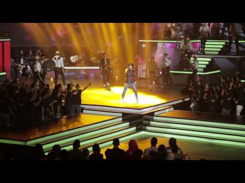 Anugerah Meletop ERA 2017: OAG Feat. Batteryheadz & Amira - Slumber & Generasiku
