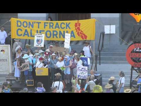 Anti Fracking Rally 11