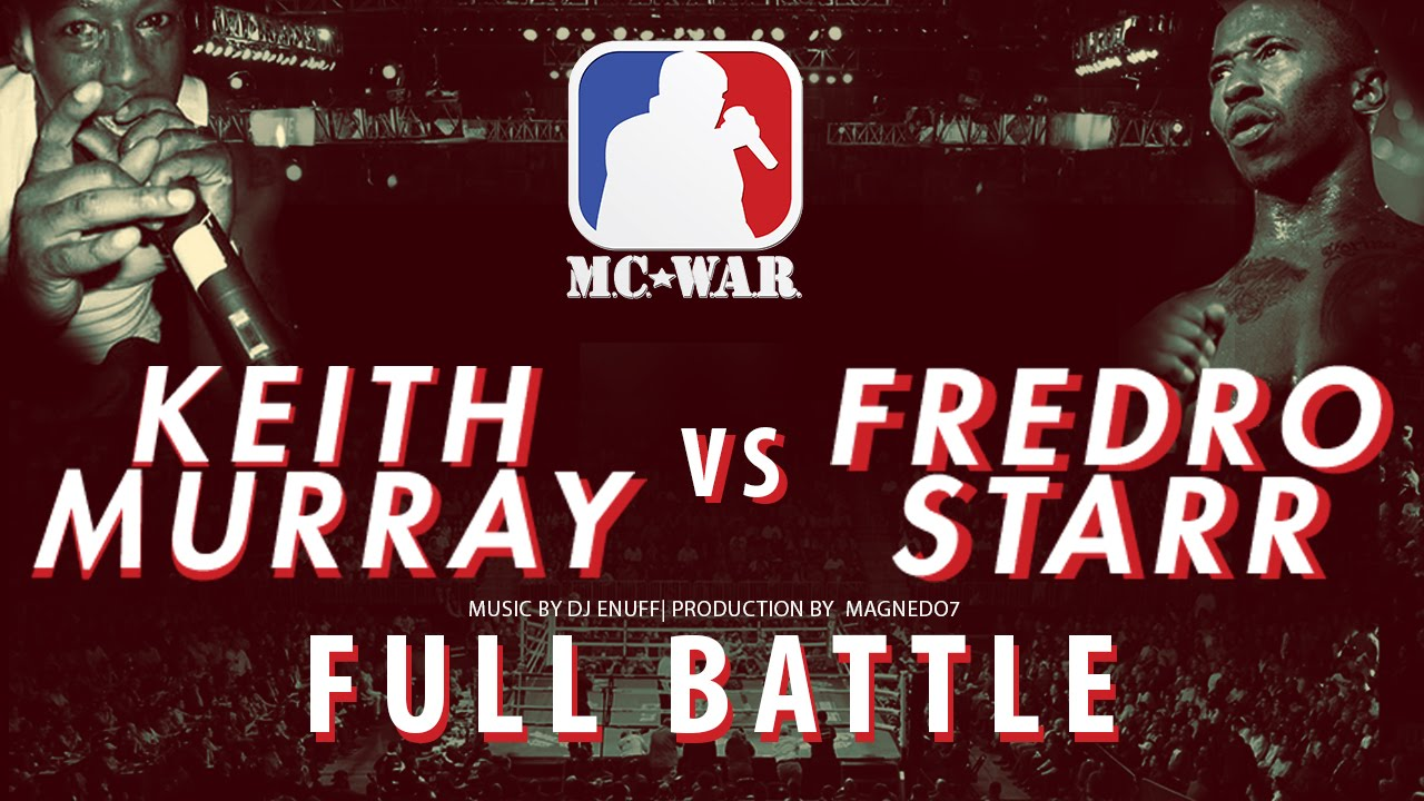 Fredro Starr vs Keith Murray [Rap Battle]