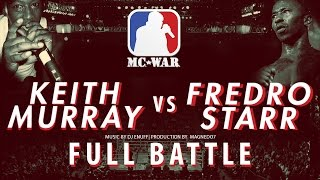 Keith Murray Vs Fredro Starr Rap Battle with DJ Enuff Murda Mook & Loaded Lux