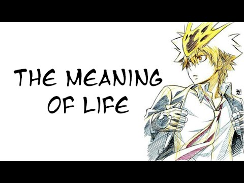 Anime- The Meaning of Life (ASMV) - YouTube - photo#31