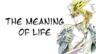 Anime- The Meaning of Life (ASMV)