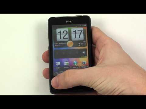 HTC Gratia - Android 2.2 a Sense UI