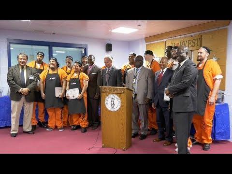 Latimer Showcases Reinvigorated Prisoner Culinary Program