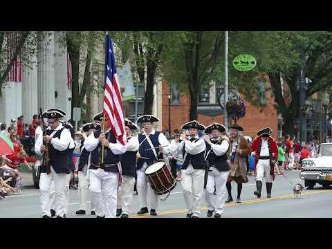 Downtown Saratoga's Festive Fourth 2017