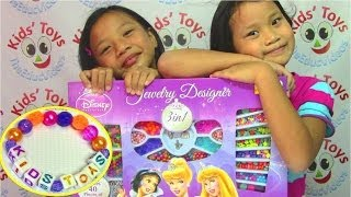 Disney Princess Jewelry Designer Playset - Kids' Toys