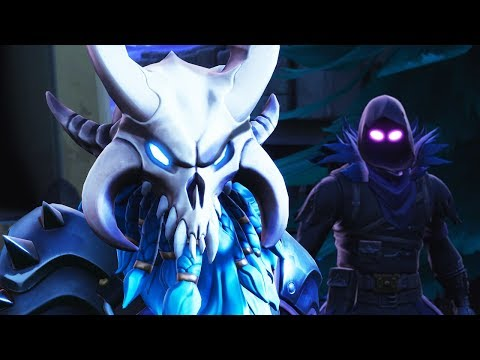 The Legend of Ragnarok's Mask | A Fortnite Film